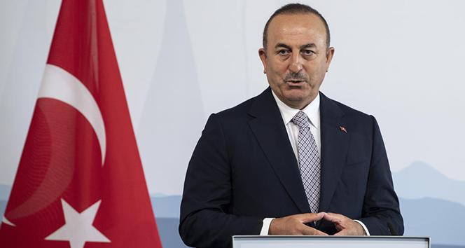 Bakan Çavuşoğlu: 'Doğu Akdeniz'de gerginliği artıran biz değiliz, Yunanistan'dır, Rum Kesimi'dir'