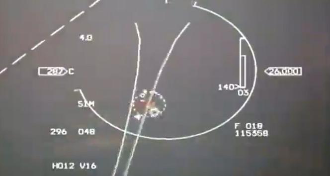 MSB: 'Yunanistan'a ait 6 adet F-16 uçağına önleme yapıldı'