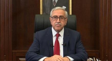 KKTC Cumhurbaşkanı Akıncıdan ABDnin Rum tarafına silah ambargosunu kaldırma kararına tepki