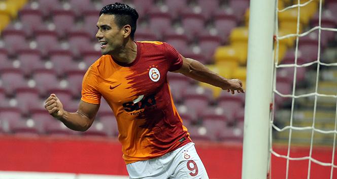 Radamel Falcao'dan 2 gol, 1 asistlik başlangıç