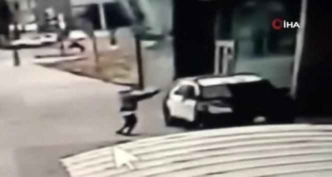 ABD'de devriye aracındaki 2 polise silahlı saldırı