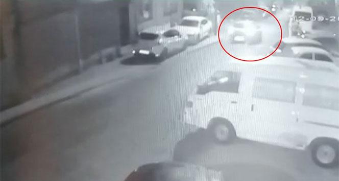 İstanbul'da dehşet anları! 7 yaşındaki Emir'e çarpıp böyle kaçtı