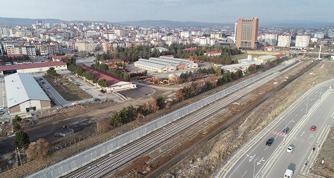 Ankara- Sivas YHT hattında sona gelindi