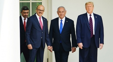 ABD Başkanı Trump: İsrail ile anlaşmaya 5-6 ülke daha katılabilir
