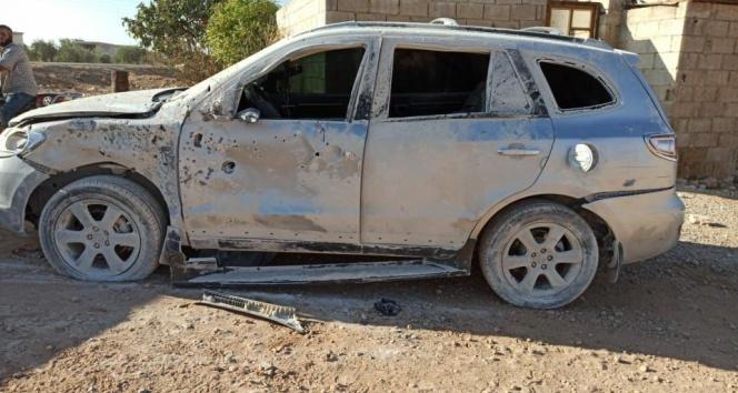 El Bab'ta patlama: 2 yaralı