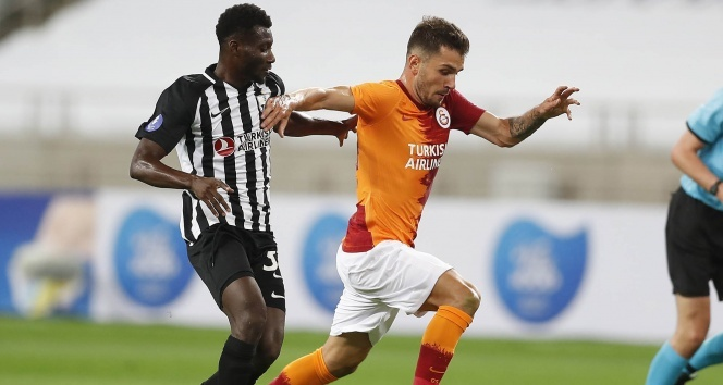 ÖZET İZLE: Neftçi 1  - 3 Galatasaray Maç Özeti ve Golleri İzle| Neftçi GS Kaç Kaç Bitti