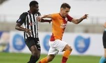 Galatasaray Neftçi'yi eledi