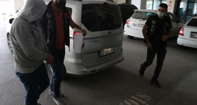 Edirne'de uyuşturucu tacirlerine ağır darbe