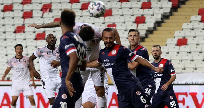 Antalyaspor'dan Covid-19 açıklaması: Pozitif sayısı 2