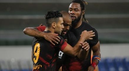 Galatasaray ligde 2de 2 yaptı