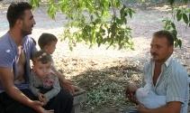 Ölü bulunan kadının çocukları yürek burktu