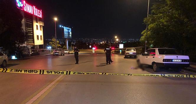 Ankara'da sokak ortasında amca ile yeğenine silahlı saldırı: 2 yaralı