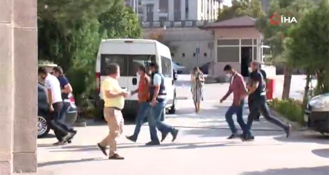 Ankara'da sağlık çalışanlarına saldırı girişimiyle ilgili 5 şüpheli adliyede