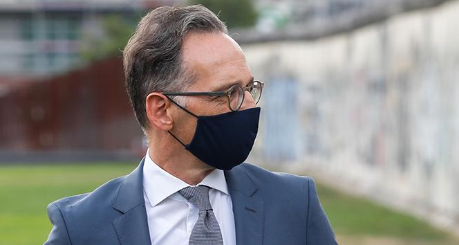 Almanya Dışişleri Bakanı Maas karantinaya girdi, Ürdün ziyaretini iptal etti