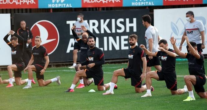 Galatasaray, Hajduk Split maçına hazır