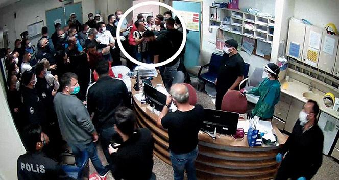 Ankara'daki sağlık çalışanlarına saldırı girişiminin fotoğraf kareleri ortaya çıktı!