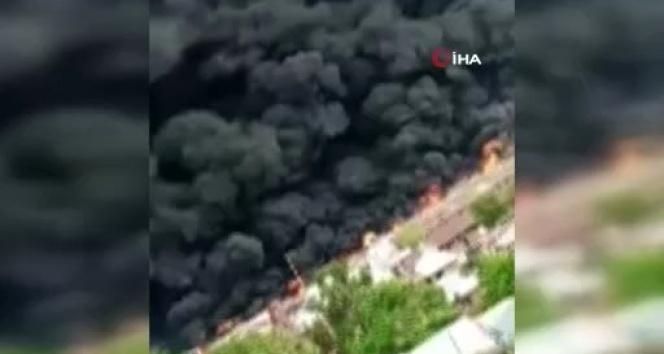 Nijerya'da akaryakıt tankeri patladı: en az 23 ölü