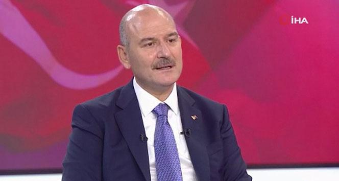 İçişleri Bakanı Süleyman Soylu: 'Paşalarımızın tamamı terörü bitirmeye gitti'