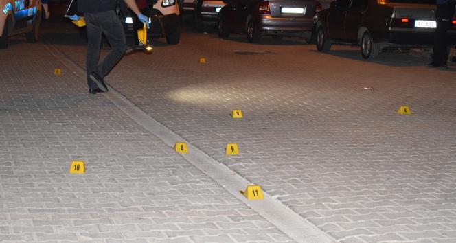 Malatya'da husumetlilerin karşılaşması kanlı bitti: 1 ölü 1 yaralı