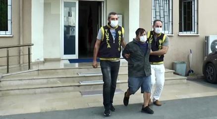 Tuzlada polisleri teşkilatla tehdit eden şahıs: Görüşeceğiz