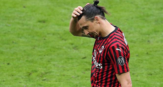 Ibrahimovic, koronavirüse yakalandı