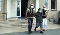 Maske denetimi sırasında polise mukavemette bulunan şüpheli serbest bırakıldı