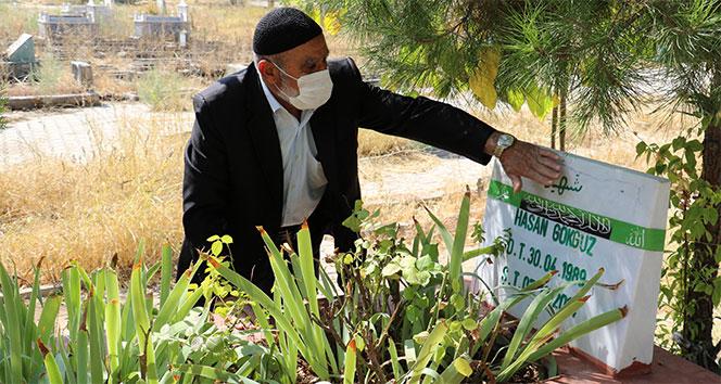 6-8 Ekim olaylarında oğlunu kaybeden acılı baba: 'Allah hakkımızı bırakmadı'