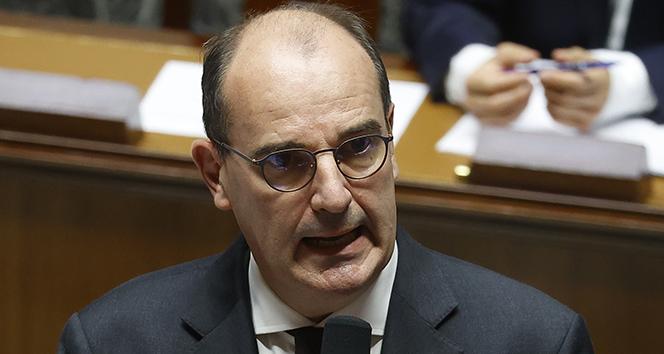 Fransa Başbakanı Castex: 'Genel karantina uygulamamak için sıkı tedbirler aldık'