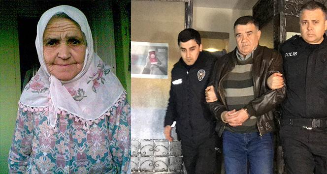 Komşusunu parası için yakarak öldüren caniye ağırlaştırılmış müebbet hapis