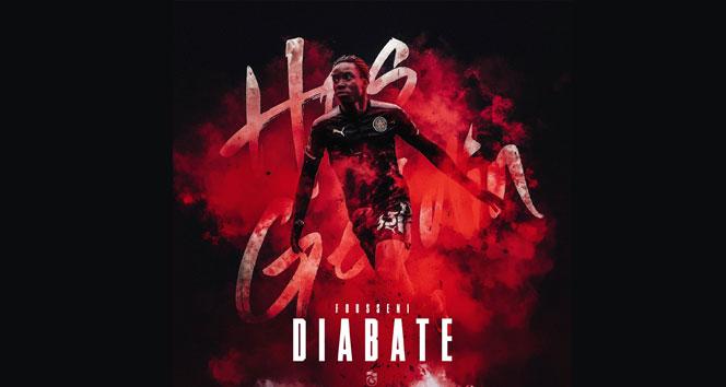 Trabzonspor, Diabate'yi kadrosuna kattı