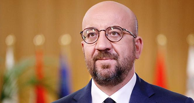 AB Konseyi Başkanı Michel'den Doğu Akdeniz için konferans teklifi