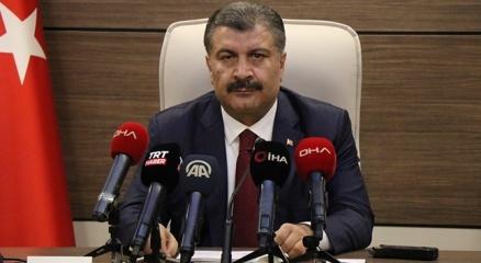 Bakan Koca, Türkiye geneli yoğun bakım ve yatak doluluk oranını açıkladı!