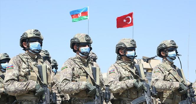 MSB'den Azerbaycan mesajı