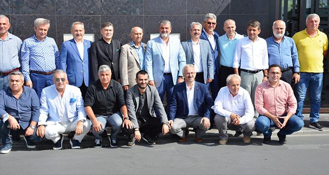 İstanbul Sinop Spor'un hedefi 3. Lig
