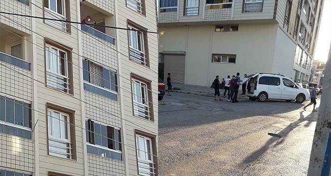 1.5 yaşındaki Ceylin Azra, 5. kattan düşerek hayatını kaybetti