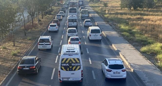 Eskişehir'de trafiğe kayıtlı araç sayısı 290 bin 642 oldu