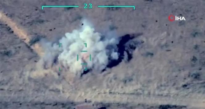 Azerbaycan, Ermeni ordusuna ait hava savunma sistemi ve roketatarları imha etti