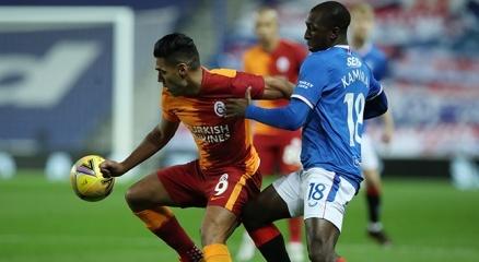 Galatasaray bu sezon ilk kez yenildi