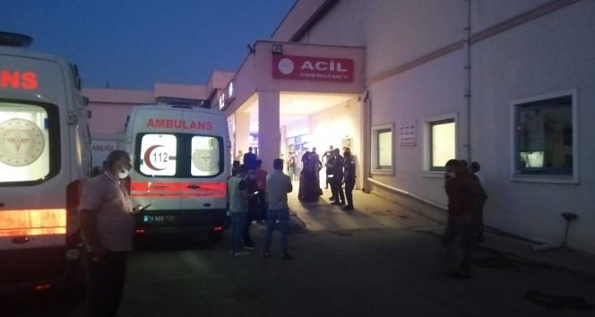 Iğdır'da iki aile arasında silahlı kavga: 2'si ağır 9 yaralı