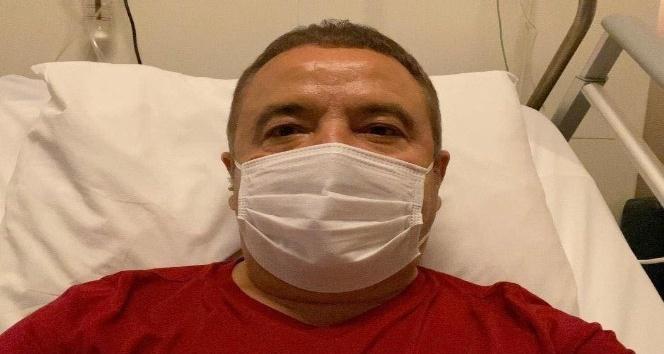 Antalya Büyükşehir Belediye Başkanı Böcek'in yoğun bakımdaki kritik süreci devam ediyor