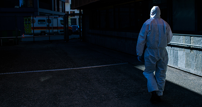New York'ta ikinci dalga virüs salgını korkusu