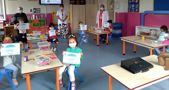Erzurum'da anaokulları, ana sınıfları ve uygulama sınıflarında eğitim-öğretim uzaktan yapılacak