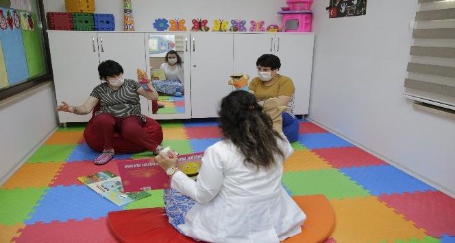 Engelli mola evleri yeniden açıldı