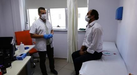 Koronavirüsü yenen doktor: İlk defa ölümü hissettim