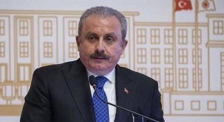TBMM Başkanı Şentop, Türkiye teröre ve yandaşlarına asla geçit vermeyecektir
