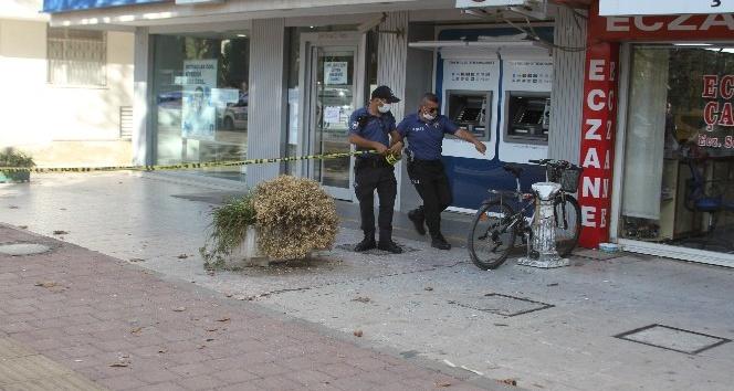 Antalya'da apartman dairesinde tüp patlaması