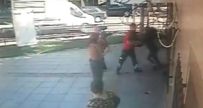 İstanbul'da sağlık çalışanlarına çirkin saldırı