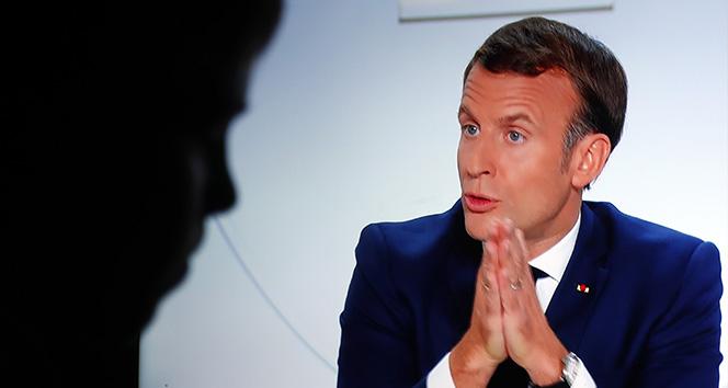 Fransa Cumhurbaşkanı Macron: 'Saldırgan aydınlığa saldırmak istedi'