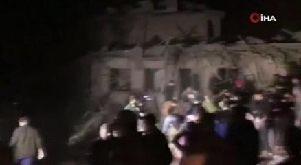 Ermenistan ordusu, Azerbaycanın ikinci büyük kenti Genceye füze saldırısı düzenledi
