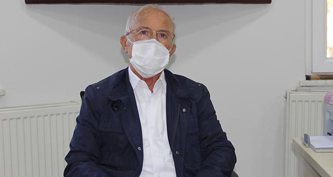 Korona virüsü yenen 76 yaşındaki muhtardan önemli uyarı